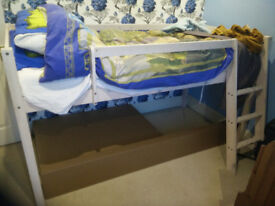 Cabin Bed - full size single in good condition