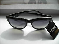 BRAND NEW with TAG, 100% GENUINE POLAROID UNISEX F8208A SUNGLASSES, POUCH and CLEANING CLOTH