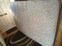 DOUBLE MATTRESS FREE TO COLLECTOR NEED GONE