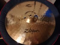 "Zildjian Z3 Crash 20"" in excellent condition"