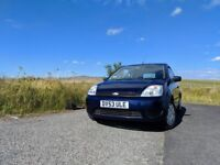 Ford Fiesta Zetec 1.25 Low Mileage Ideal First Car