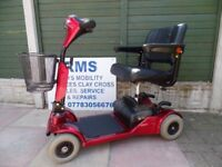 Mobility Scooter 4mph Sterling Little Gem 2