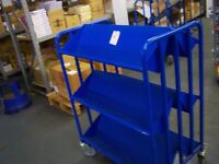 3 x 2 Tier Picking Trolley
