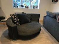 DFS Cuddle sofa