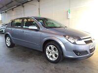 Vauxhall Astra 1.6 i 16v SXi 5dr + SERVICE HISTORY + NEW MOT +