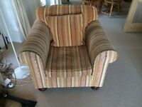 2 leather sofas and 2 chairs