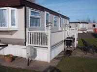 2 Bedroom sleep 6 Caravan to rent at Southview Skegness
