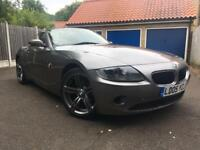 Stunning 2005 BMW Z4 2.2 SE Convertible Roadster M Sport Wheels