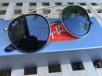 Ray-Ban Sunglasses (Round Double Bridge - RB3647N) Unwanted gift
