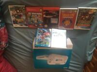 Wii u Fully boxed with seven games