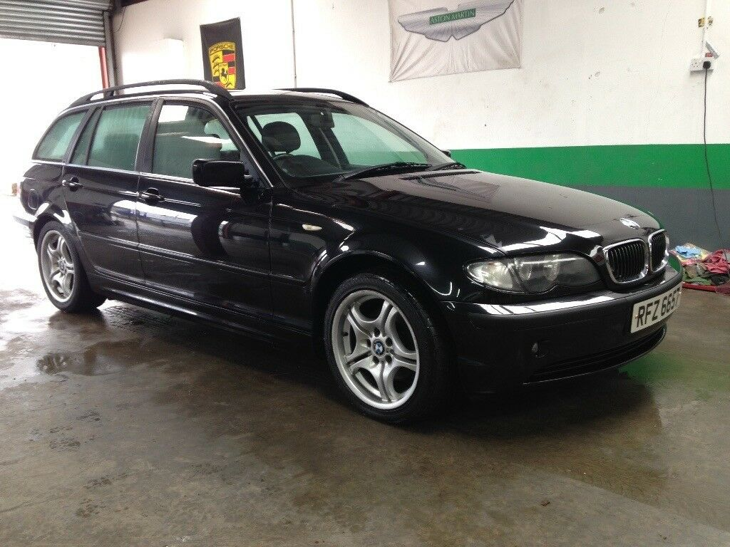 E46 2003 Bmw 325i Touring Autovery Tidy Clean Big Caraudi