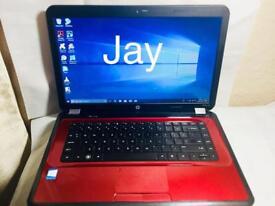 HP G6 HD 4GB Ram Fast Like New Laptop 320GB,Window10,Microsoft office,Ready to use