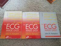 ECG Made Easy Books