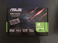 ASUS/Nvidia GT 610 2GB DDR3 Graphics Card - Never Been Used