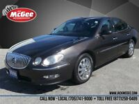 2009 Buick Allure CXL - V6, Leather, Sunroof, Chrome Wheels