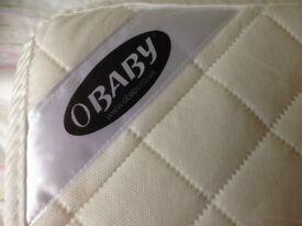 Obaby Spring interior cot mattress