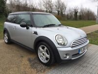 2008 Mini Clubman 1.6 petrol Silver Low Mileage Immaculate 3 Months Warranty Part Exchange Welcome