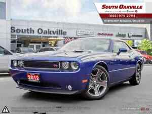 2012 Dodge Challenger R/T   HEATED LEATHER   NAVIGATION   SUNROO