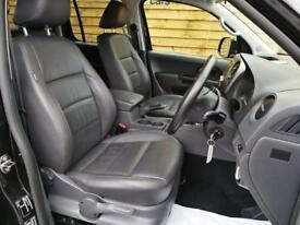 Volkswagen Amarok D/Cab Pick Up Highline 2.0 BiTDI 180 BMT 4MTN Auto (deep black) 2015