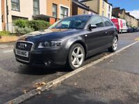 Audi A3 2.0 2007 + LOW MILEAGE + GREAT CONDITION