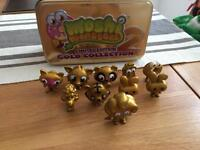 Moshi monsters gold collection