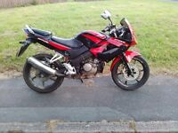HONDA CBR125RW-9 Fuel Injection