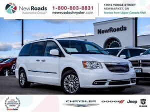 2016 Chrysler Town & Country TOURING|LEATHER|ROOF|VANI|DUAL-DVD|