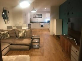 Luxury 1 Bed Central Brighton Apartment, furnished, modern, equipped, short or long term, bills incl