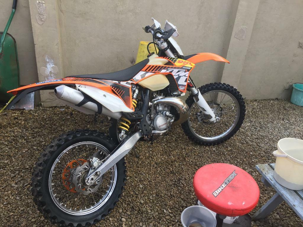 ktm 200 exc 2011 | in port talbot, neath port talbot | gumtree