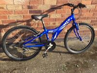 "Giant MTX 250 Boys Mountain Bike 24"" Wheels - Cheap - Can Deliver Local York FREE"
