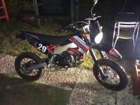 09 Orion 50cc Road legal pitbike