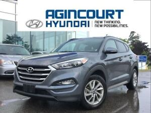 2017 Hyundai Tucson SE AWD/LEATHER/PANO ROOF/BLINDSPOT/ BCAM