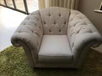 M&S Chesterfield Armchair, NEW with Tags RRP £695
