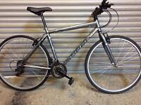 SERVICED CLAUD BUTLER HYBRID BIKE - FREE DELIVERY TO OXFORD!