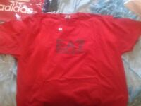 Brand new Armani tshirt / top