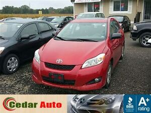2013 Toyota Matrix Touring