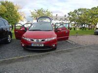 Honda CIVIC EX GT, Hatchback, 2010, Manual, 1799 (cc), 5 doors