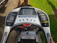 JLL Digital Folding Treadmill
