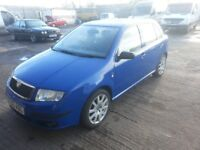 Fabia 1.2 for sale with a lot of work just done