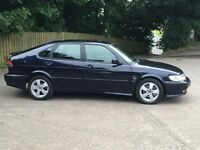 very clean saab 93 2.2 diesel,full mot