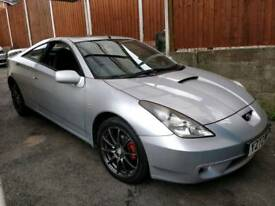 Toyota Celica 1.8 vvti 6 speed LOW MILAGE, New Clutch, Just Serviced