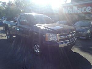 2010 Chevrolet Silverado 1500 LS Regular Cab with 8' Box