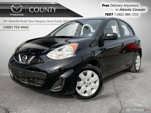 2017 Nissan MICRA $43/WK+TAX! SV! AUTO! CRUISE! A/C! POWER PACKA