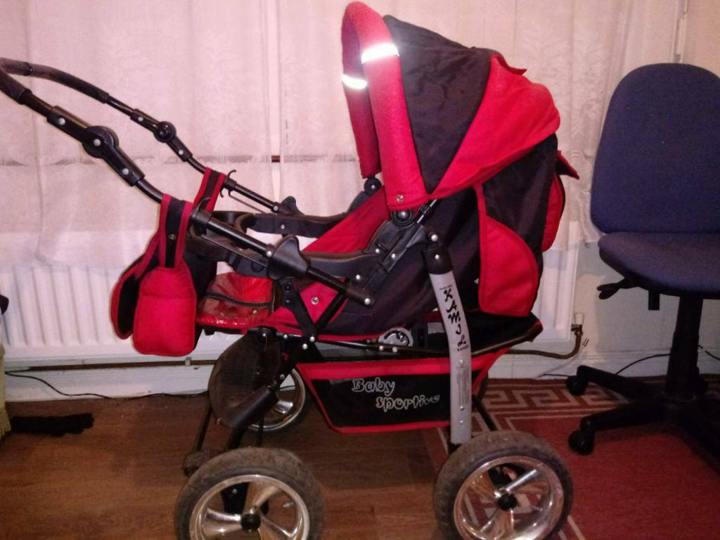 Used pram for sale
