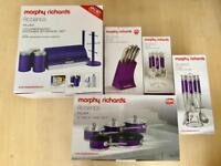 Morphy Richards 21-piece Accents Kitchen set