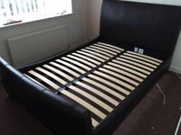 Double bed frame ( 4 ft. 6 inch.)