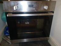 ELECTRIC OVEN HDA HJA 3300 All in working order.
