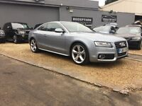 2010 Audi A5 s line 2.0 tdi 170 ..... coupe .... PX WELCOME ..... GOOD SPEC