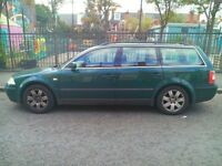 2002 vw passat estate 1.8 petrol semi-automatic