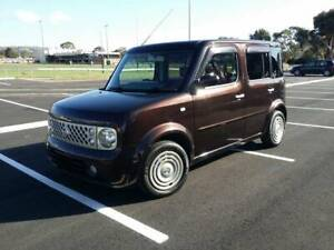 2006 Nissan Cube YZ11 Automatic Conran Leather Marion Marion Area Preview